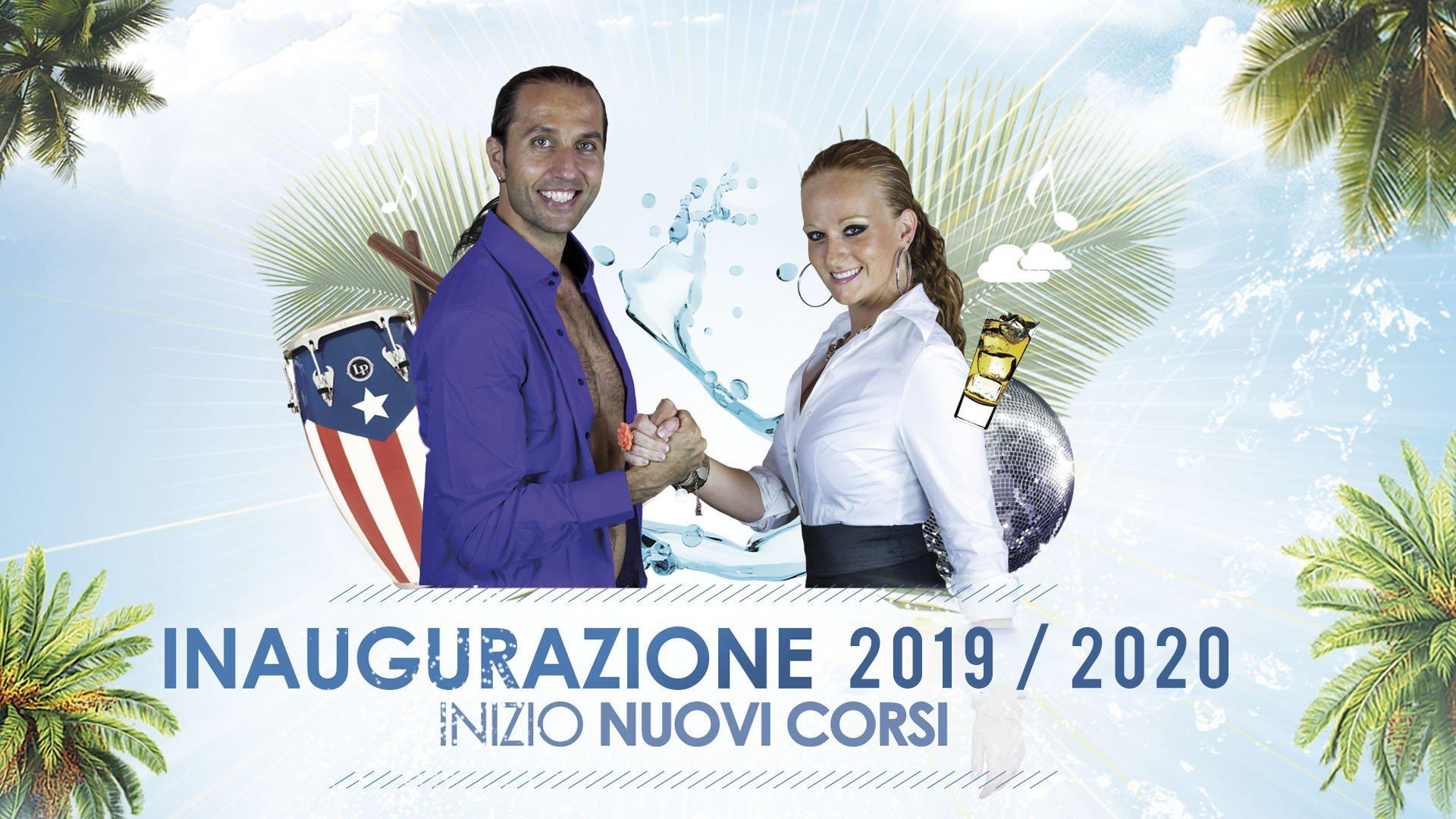 Inaugurazione e inizio corsi 2019/2020